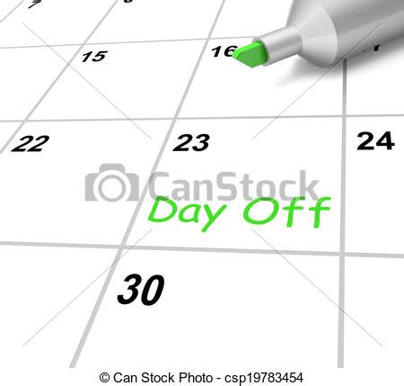 What Calendar Days Means Stock Illustrations Of Day Calendar Means From
