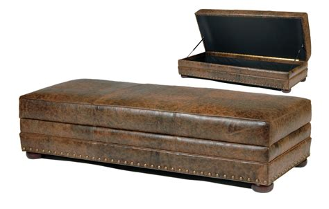 What Is An Ottoman Paladin Leather Ottomans Benches