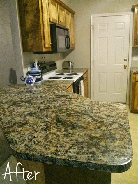 Diy Painting Countertops by Diy Painted Countertops Decorating Your Small Space