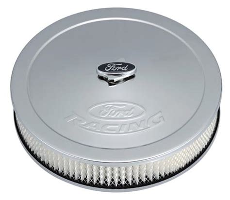 Cleaner Kit 3 In 1 T1910 17 ford racing mustang 13 quot chrome air cleaner kit 79 85 m