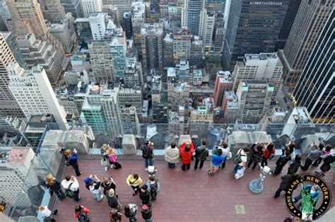 top of the l quand monter 224 l empire state building et au top of the