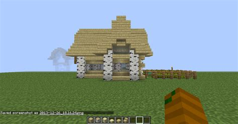 Small Beach House On Stilts by Birch House Design Needed Survival Mode Minecraft