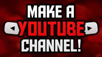 How to make a youtube channel account setup tutorial youtube