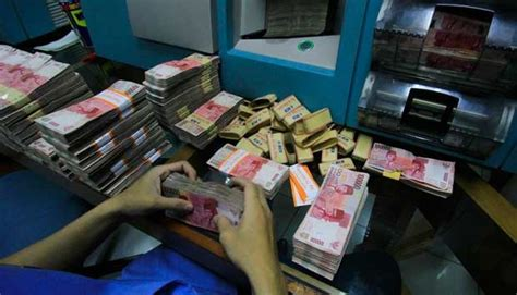 Tempat Penyimpanan Uang bi catat rp 311 1 t uang terkirim ke seluruh indonesia di