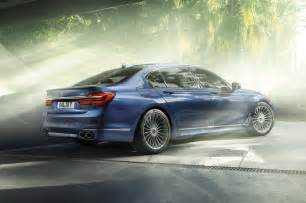 Bmw B7 Alpina High Performance 2017 Bmw Alpina B7 Xdrive Revealed