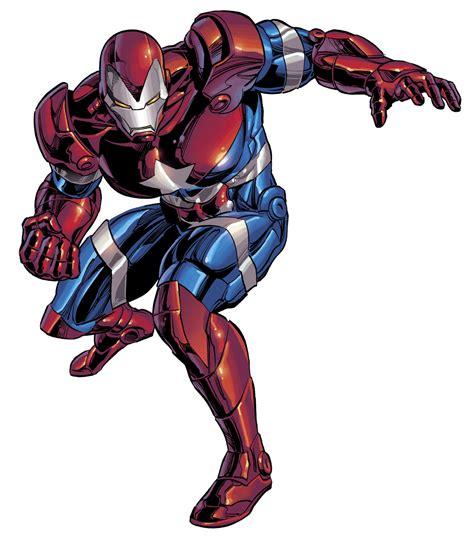 Ironman Patriot Marvel david s eaglemoss custom figure marvel iron patriot