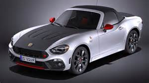 Fiat Abarth 124 Fiat 124 Spider Abarth 2017 Squir