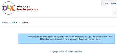 email olx ingin jualan online buat akun olx dulu 101 info asik