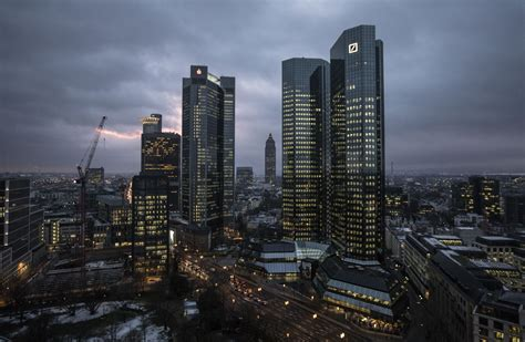 deutsche bank tower bye bye bonuses