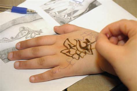 henna tattoo zelf maken untitled www geleraaf nl