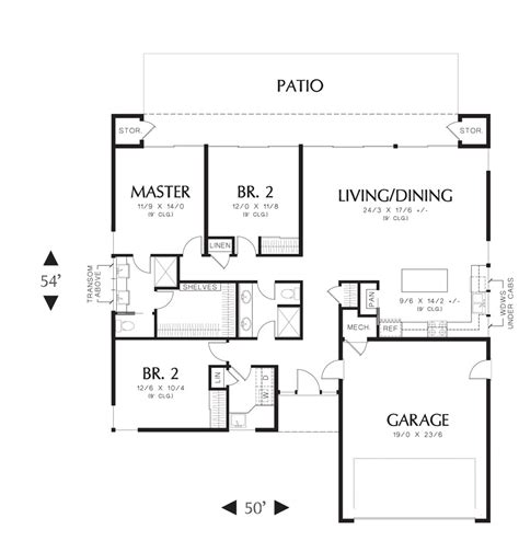 design floor plans free maynard 4877 3 bedrooms and 2 5 baths the house designers