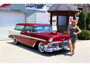 1956 chevrolet nomad for sale on classiccars 14