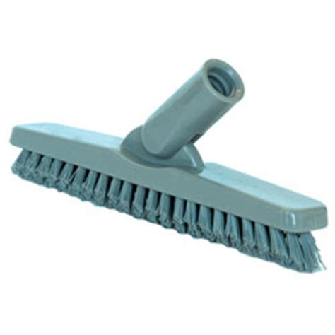 grout brush tapered swivel cleaning depot supply