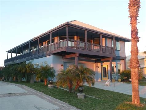 Big Blue Beach House Homeaway South Padre Island Spi House Rentals