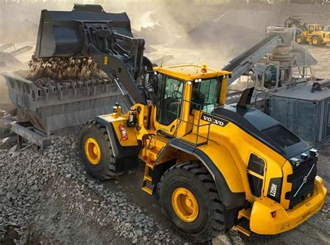 volvo construction equipment sees improved performance   construction equipment guide