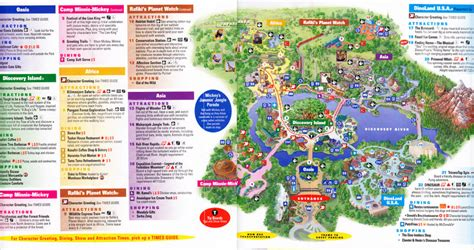 printable map of animal kingdom 2015 search results for disney animal kingdom map 2015