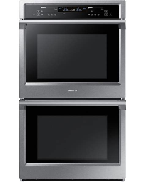 Oven Samsung samsung 30 quot stainless wall oven nv51k6650ds