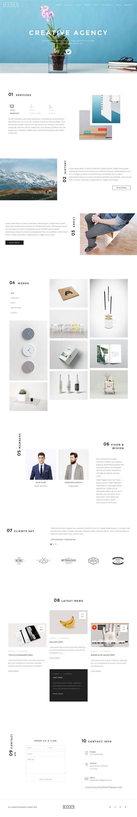 Busis Clean Multipurpose Business Corporate 25 best ideas about product design portfolio on product design process industrial