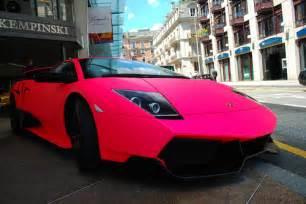 Pink Lamborghini Price Pink Cars