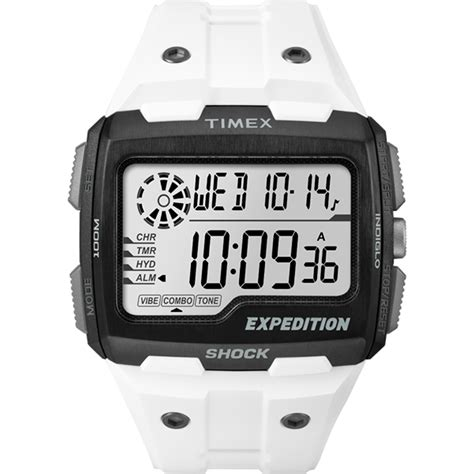 Shock Expedition new timex expedition grid shock tw4b040009j ebay