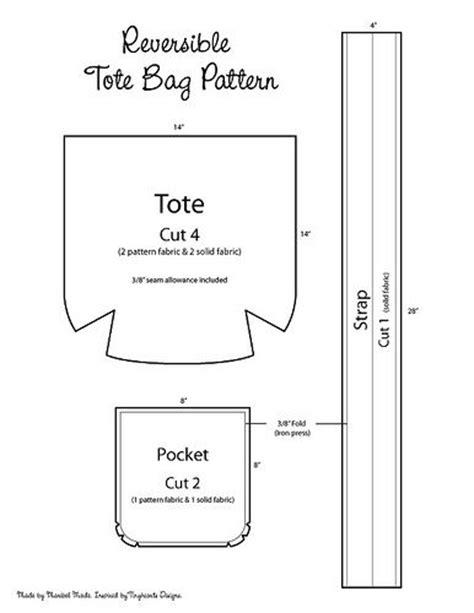 tote bag design template diy reversible tote bag bags bag patterns and tote pattern