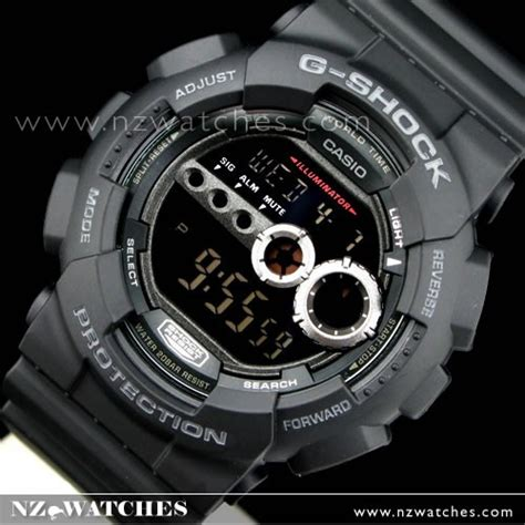 Casio G Shock Gd 100 1b Original buy casio g shock high intensity led large gd 100 1b gd100 buy watches casio