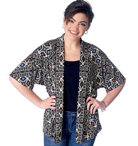 kimono jacket pattern mccalls kimonos are on trend and easy to sew mccall s m7200