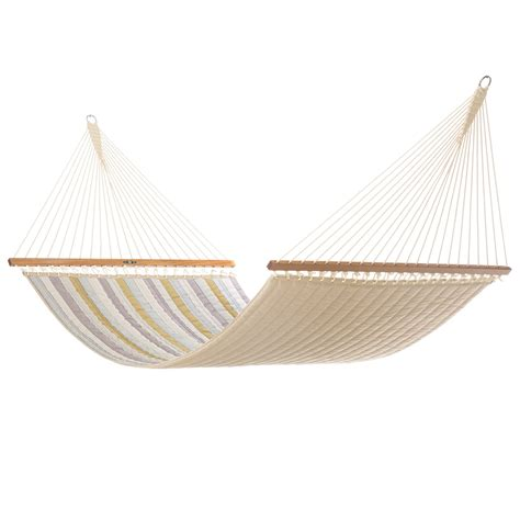 large quilted fabric hammock pawleys island