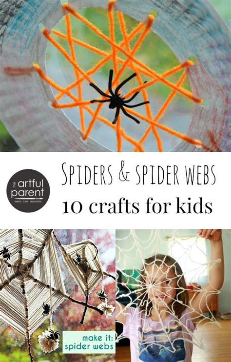 spider web crafts for spider web crafts and activities the ultimate guide