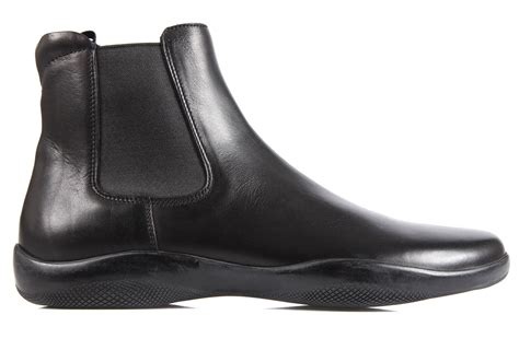 prada mens boots clothing from luxury brands