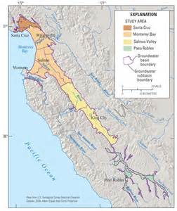 salinas river california map usgs california water science center newsroom monterey