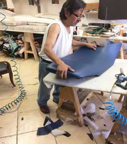 upholstery services los angeles marine upholstery