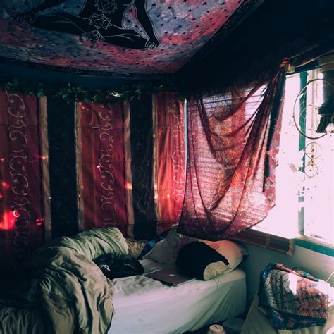 grunge bedroom ideas  pinterest grunge room