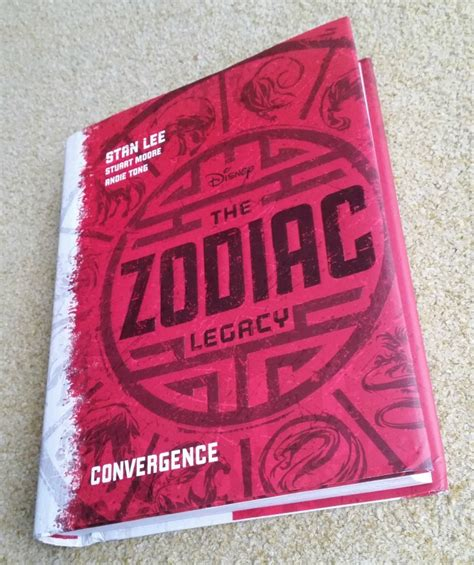 legacy books disney the zodiac legacy convergence by stan