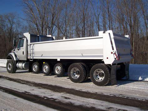 used dump truck beds drop side dump bodies knapheide website with regard to new