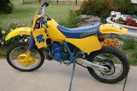 1986 Suzuki Rm 250 1986 Rm 250 Restoration Suzuki 2 Stroke Thumpertalk