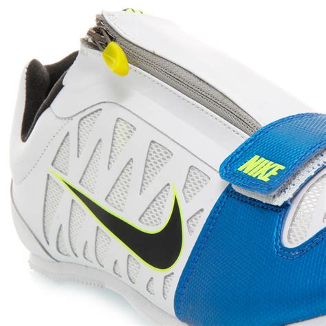 lj shoes nike zoom lj 4 unisex jump shoes white black blue