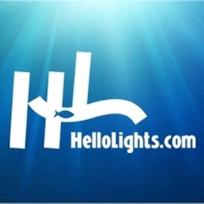 hello lights hellolights hellolights