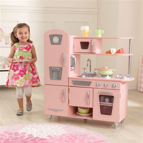 kidkraft barnk 246 k pink vintage kitchen litenleker se