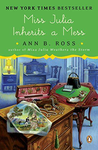 Miss Inherits A Mess b ross author profile news books and speaking inquiries
