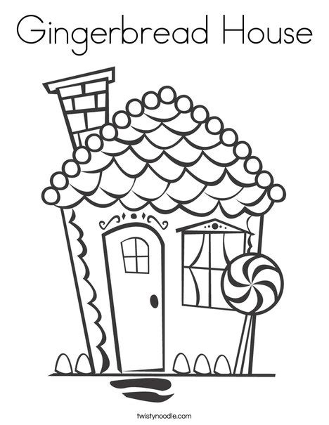 plain gingerbread house coloring page gingerbread house coloring page twisty noodle