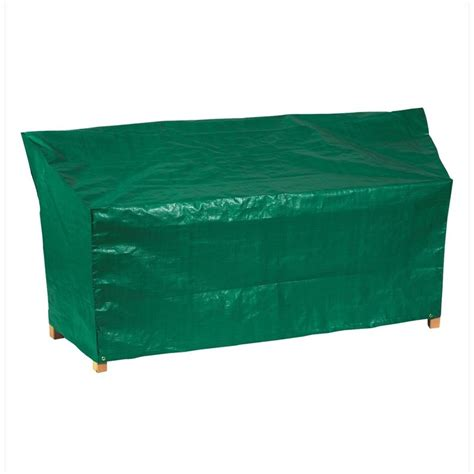 outdoor bench covers 2 seater companion seat cover the garden factory