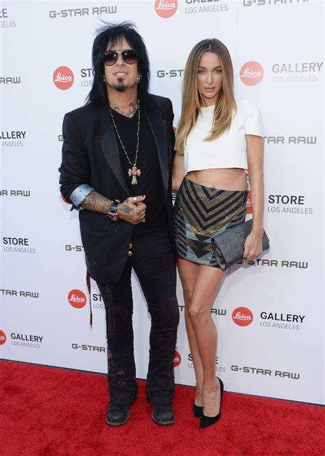 nikki sixx and courtney bingham nikki sixx and courtney bingham photos photos celebs at