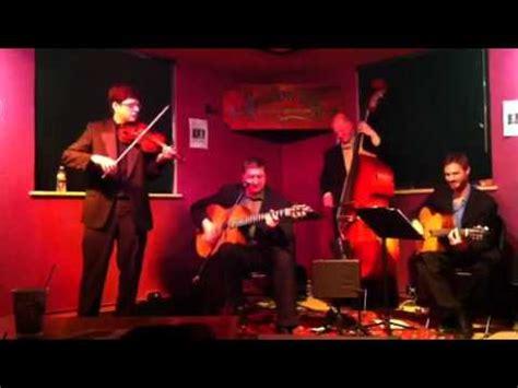gypsy swing revue gypsy swing revue bach double conerto in d youtube