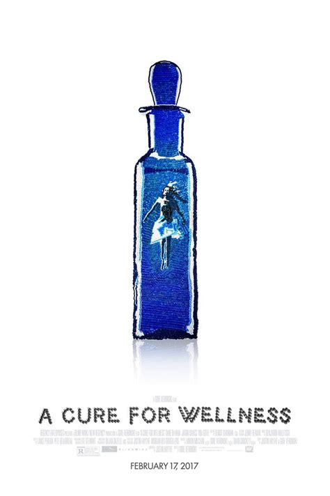 a cure for wellness new a cure for wellness poster and will medicate you