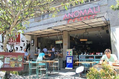 Anomali Coffee Bali anomali coffee ubud the bali bible