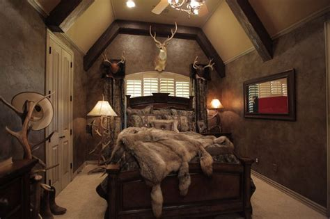 hunting bedroom ideas hgtv s donna moss gave client what he wanted a rich