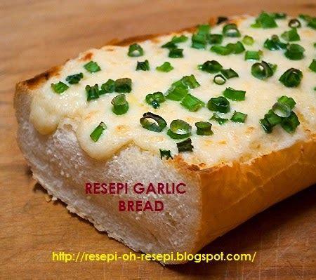 resepi membuat pizza hut resepi garlic bread resepi