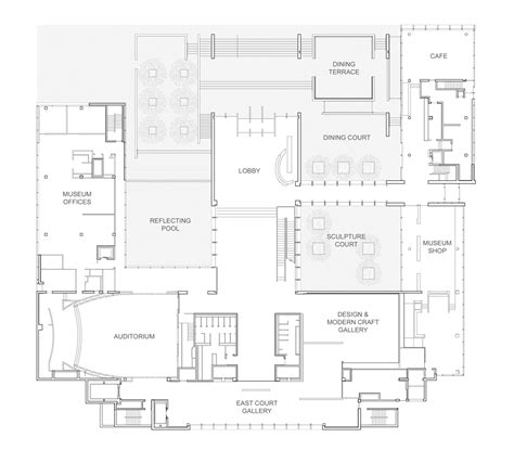 museum floor plan design grand rapids art museum leed gold certified why