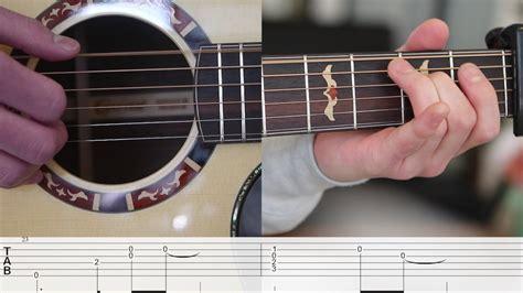 tutorial bermain finger style 어썸핑거 asome finger all of me john legend finger style